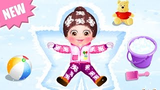 Baby Hazel Game Movie - Baby Hazel Winter Care - Dora the Explorer