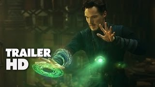 Doctor Strange - Official Film Trailer 2 2016 - Benedict Cumberbatch Movie HD