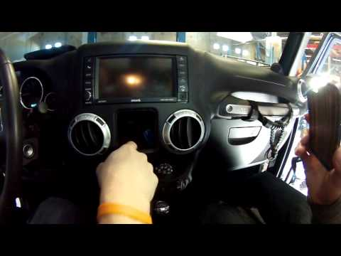 How To: Remove Dash on Jeep JK 2011 - 2015