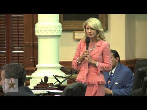 Texas Senate Passes Abortion Bill