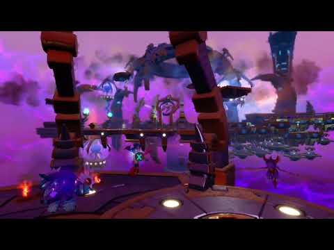 Skylanders Imaginators 2 player walkthrough part 1