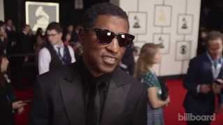 Download Babyface: The 2015 GRAMMYs Red Carpet Video