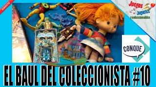 El Baúl Del Coleccionista #10 ★ Juegos Juguetes Y Coleccionables ★