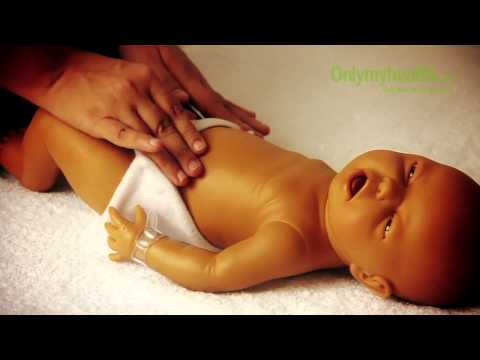 How to Massage a Newborn Baby - Onlymyhealth.com