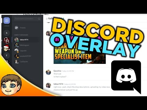 BEST IN-GAME CHAT // Discord Game Overlay Tutorial