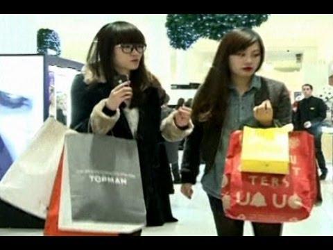 British Luxury Shops Training Staff in Mandarin