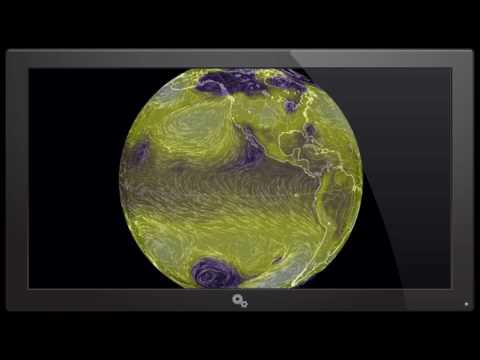 Simple Weird Weather WTF? Jet Stream & Mean Sea Level Pressure