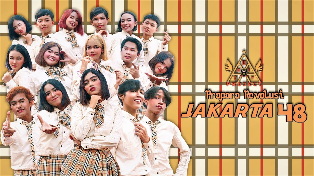 Download JKT48 - JAKARTA 48 (PRAPARA REVOLUSI COVER) | Memperingati HUT DKI JAKARTA KE-494 MP3 Gratis