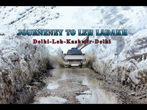 LEH LADAKH VIDEO 2014(world 's dangerous road)(june)