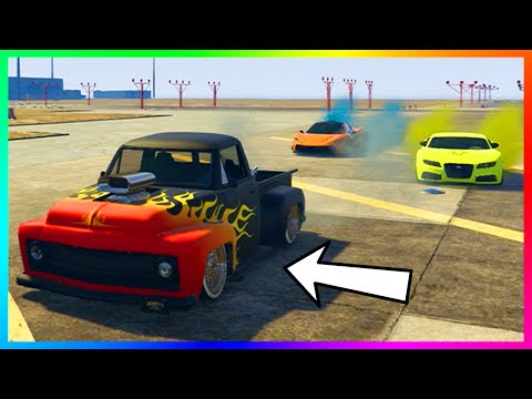 NEW Slamvan Custom Fastest Vehicle In GTA Online EXPLAINED! - Lowrider Faster Than Super Cars!?