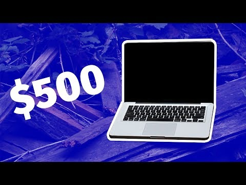 The $500 MacBook Pro