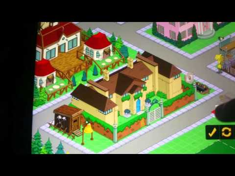The simpsons tapped out free donuts  (NO HACK)