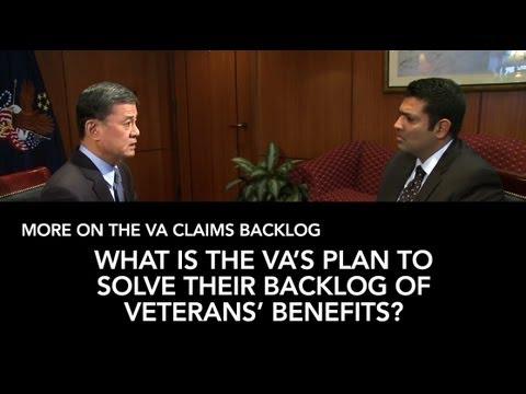 Returning Veterans Face Backlog in Fight for Benefits