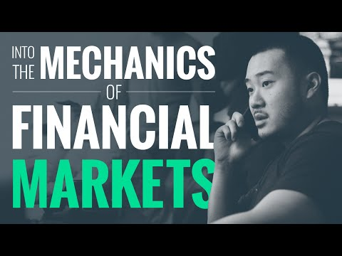The mechanics of financial markets w/ Peter Zhang of Sang Lucci