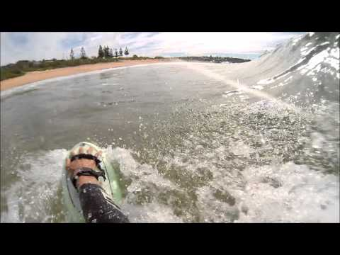 Handplane Glassing & Bodysurf