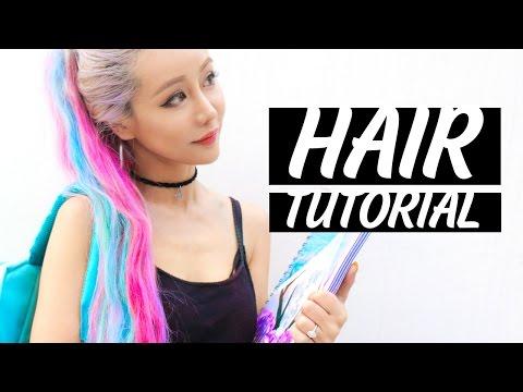Unicorn Hair Tutorial!