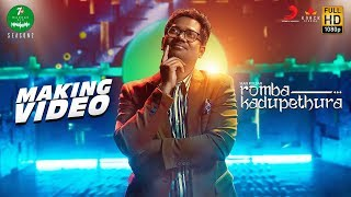 7UP Madras Gig - Season 2 - Romba Kadupethura Making Video | Sean Roldan