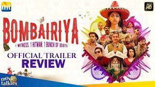 Bombairiya Trailer Review / Reaction I Radhika Apte, Ravi Kishen, Akshay Oberoi, Siddhanth Kapoor