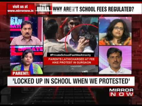 Parents protest school fee hike across country – The Urban Debate (April 4)
