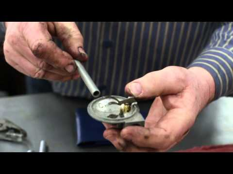 222 MG SU Carburetters:  Setting the Float Height