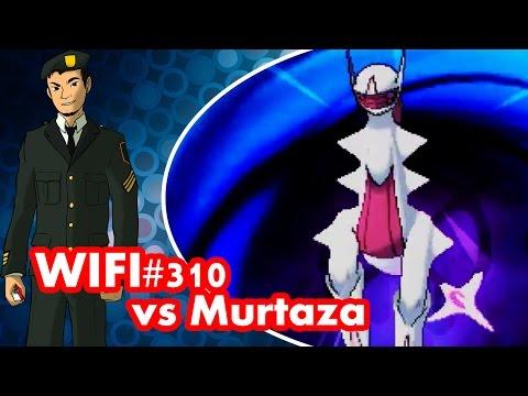 FAIRY ARCEUS vs Murtaza: Wifi Battle 310 Pokemon Alpha Sapphire and Omega Ruby [ORAS]
