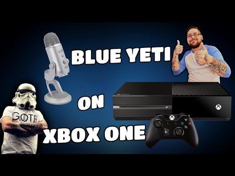 How To Use A Blue Yeti On The Xbox One