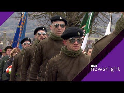 Brexit, dissidents and the Irish border – BBC Newsnight