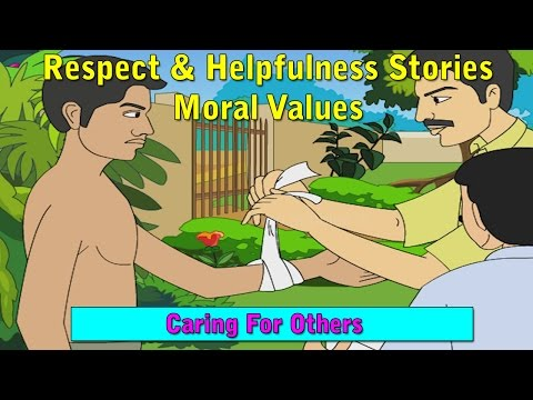 Caring For Others | Moral Values For Kids | Moral Stories For Children HD