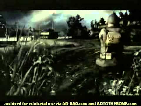 Medal of Honor Frontline (Playstation 2) - Retro Video Game Commercial 2