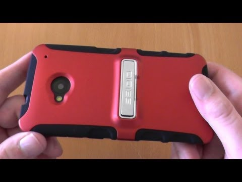 Seidio Active HTC One Case Review with Holster