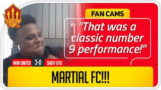 SAEED! Matic Bossed It!! Manchester United 3-0 Sheffield United FanCam
