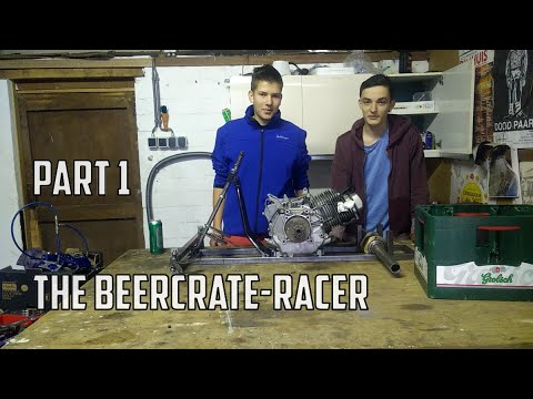 #1 The Beercrate-racer (part 1)