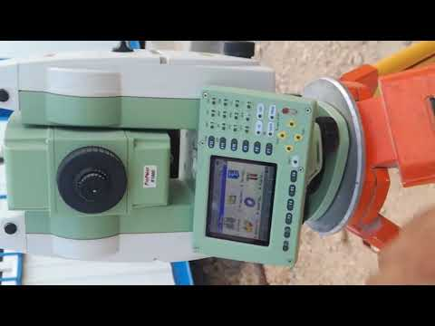 How Can Set Short Key In Leica Total Station 1203 In Urdu Hindi Part 1