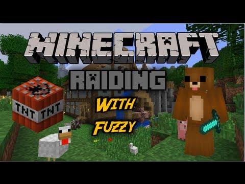 Minecraft Raid - Adrenaline Rush
