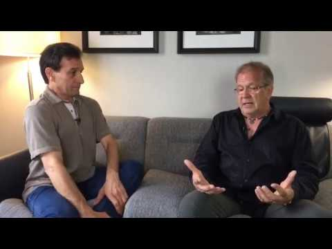 Interview with Rob Wergin - Energy Healer - Featured in Documentary Heal