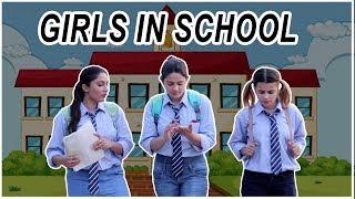 GIRLS IN SCHOOL || Sibbu Giri