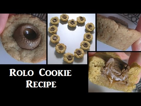 Rolo Cookie Recipe