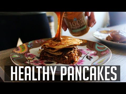 How To Make Protein Pancakes (HEALTHY Pancakes!) - Get Shredded with this!