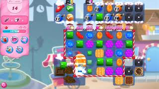 Candy Crush Saga Level 4630 No Boosters