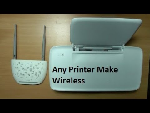Any Printer Make Wireless HINDI TECHNICAL ASTHA