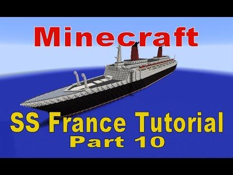 Minecraft! SS France Tutorial Part 10
