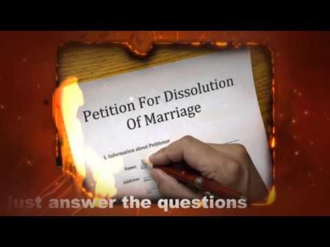 Ohio Divorce Papers