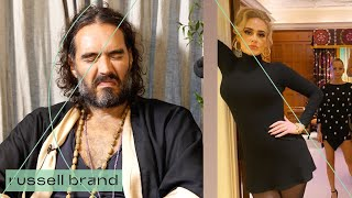 Why Is Adele's Body A Big Deal?   Russell Brand