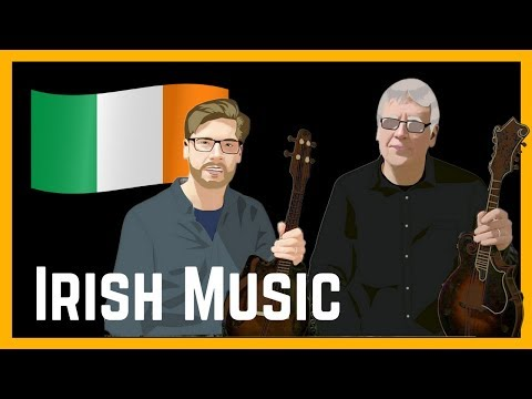 Mandolin Irish Traditional Music - Magnus Zetterlund & Petri Hakala