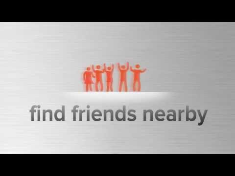 Find Friends Nearby with Tango