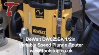 Replace dewalt dw625 router bearings getplaypk the faste dewalt dw625ek 12in variable speed plunge router greentooth Images