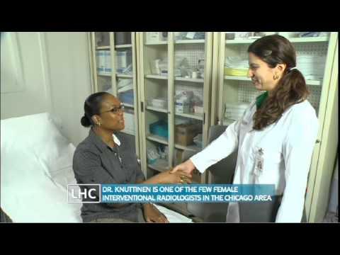 Uterine Fibroid Embolization (UFE) care at UI Health