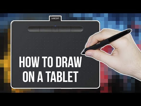 Ultimate Drawing Tablet Tutorial (How To Draw on a Computer)