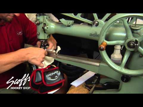 Scoff's Hockey Shop - Glove Re-Palming