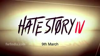 Hate Story 4 Trailer– Urvashi Rautela Crossed All The Limits In This Video